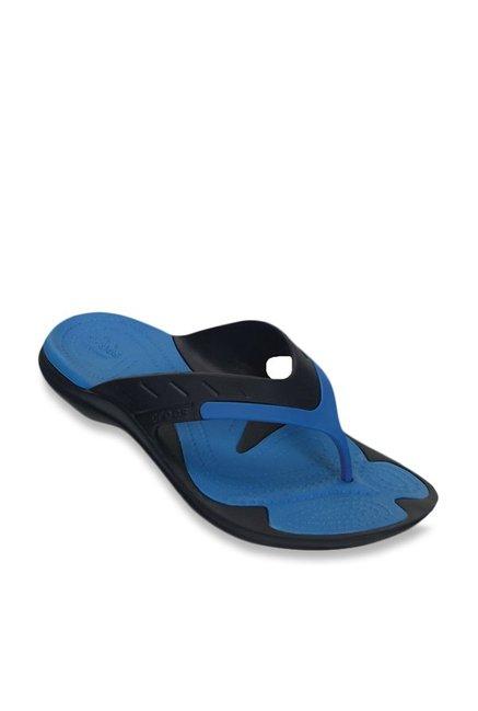 fd13ab67ddfd Buy Crocs Modi Sport Navy   Ocean Blue Flip Flops for Men at Best ...