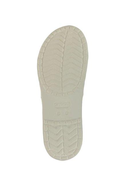 4c7186684411 Buy Crocs CitiLane Navy   White Flip Flops for Women at Best Price ...