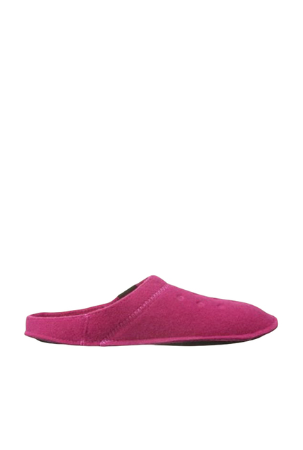 36a50b79f0 Buy Crocs Candy Pink & Oatmeal Mule Shoes for Men at Best Price @ Tata CLiQ