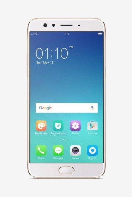 Oppo F3 Plus 64GB Gold Mobile