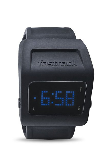 Fastrack 38011PP01J Digital Watch (38011PP01J)