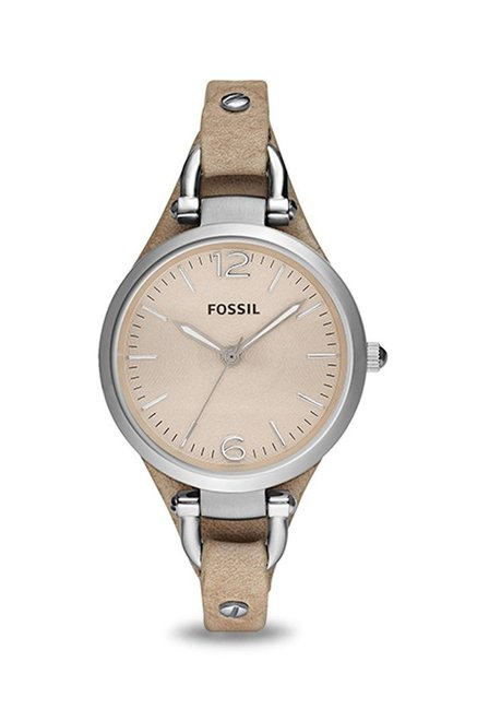 Fossil ES2830 Georgia Analog Watch for Women
