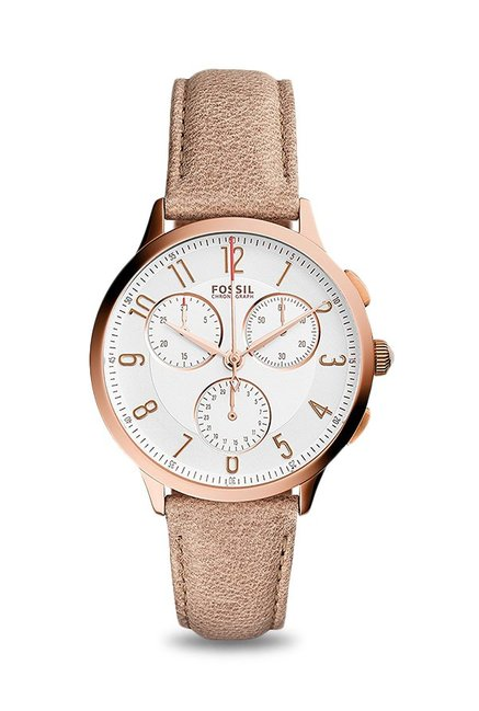 Fossil CH3016 Analog Watch for Women