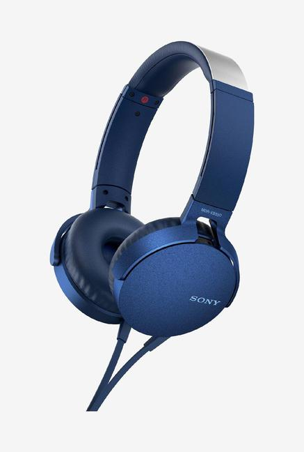 Sony MDR-XB550AP On-Ear Extra Bass Headset