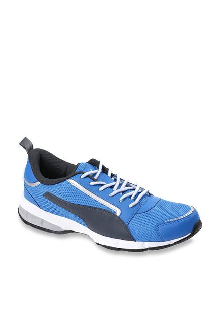 5df4888fd8cc9 Buy Puma Triton IDP Electric Blue & Dark Shadow Running Shoes for ...