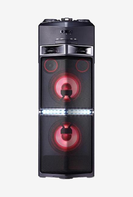 LG X-Boom OJ98 Party Audio System, Black