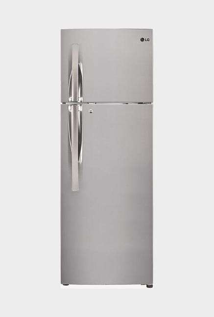 LG GLT302RPZX 284L 4 Star 2 Door Refrigerator  Shiny Steel