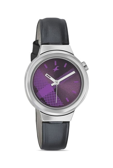 Fastrack NJ6149SL01 Checkmate Analog Watch for Women