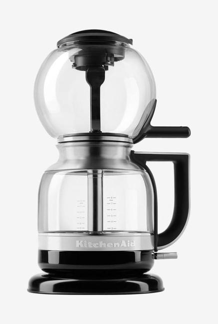 KitchenAid Siphon 5KCM0812BOB 1 L Coffee Brewer (Onyx Black)