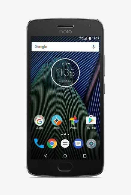 b6d8c4113 Buy Motorola Moto G5 Plus 32GB (Lunar Gray) 4GB RAM