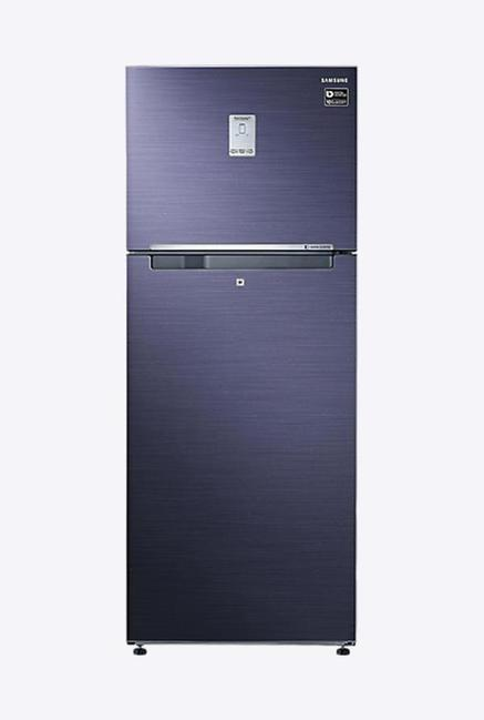 Samsung RT37M5538UT 345L 3 Star Double Door Refrigerator