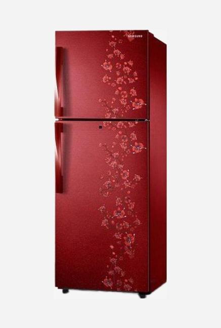 Samsung RT26H3000RX 255L 1S Refrigerator (Orcherry Garnet)