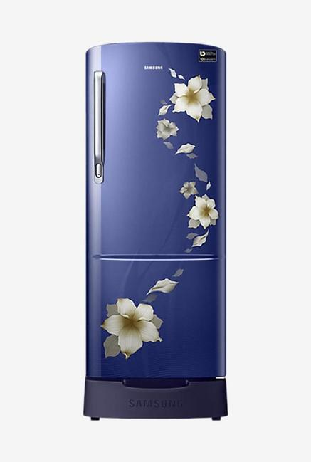 Samsung RR24M289YU2 230L 4S Refrigerator (Star Flower Blue)
