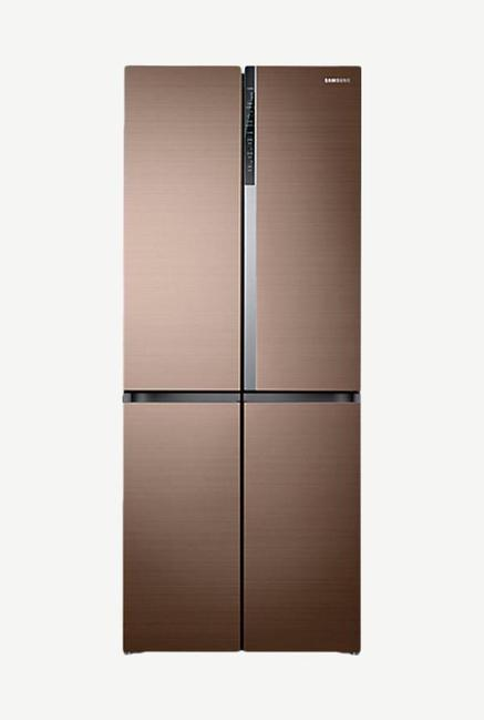 Samsung 594 L French Door Frost Free Side by Side Refrigerator  Bronze, RF50K5910DP  Samsung Electronics TATA CLIQ