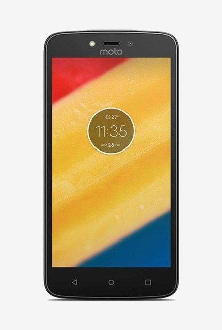 Motorola Moto C black Mobile