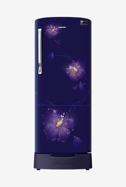 Samsung RR20M182YU3 192L 4S Refrigerator (Rose Mallow Blue)