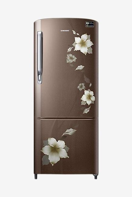 Samsung RR22M274YD2 212L 4S Refrigerator (Star Flower Brown)