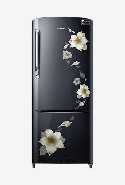 Samsung RR24M274YB2 230L 4S Refrigerator (Star Flower Black)