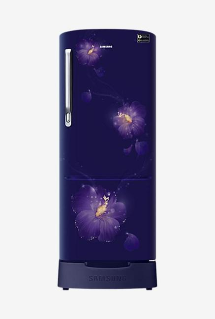 Samsung RR22M287YU3 212L 4S Refrigerator (Rose Mallow Blue)