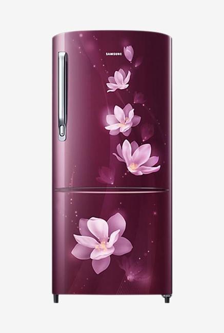 Samsung RR20M172YR7 192L 4S Refrigerator (Magnolia Plum)