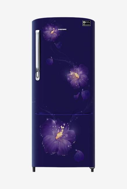 Samsung RR20M172YU3 192L 4S Refrigerator (Rose Mallow Blue)