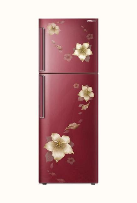 Samsung RT28M3343R2 253L 3S Refrigerator (Star Flower Red)
