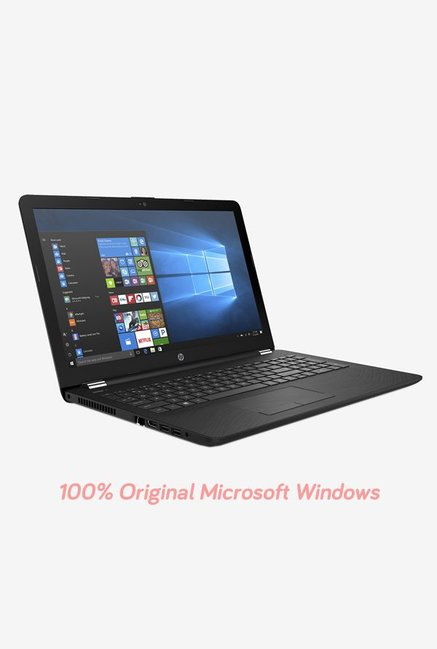 HP 15-BS541TU (i3 6th Gen/4GB/1TB/15.6/W10+MS-Off/INT) Black
