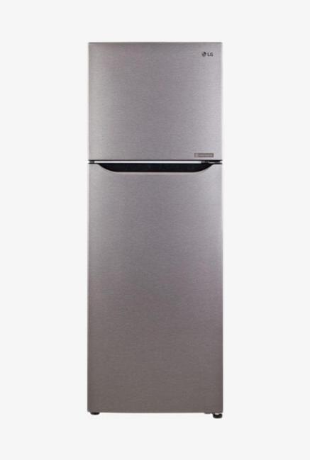 LG GL-Q282SDSR 255L 2S Refrigerator (Dazzle Steel)