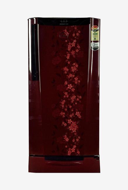 Godrej RD EDGE DIGI 192 PD 4.2 4S 192L Refrigerator (Red)