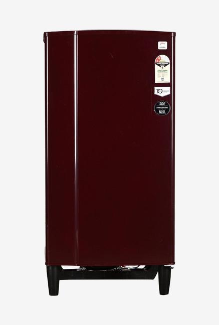 Godrej RD EDGE 185 E1 2.2 2S 185L Refrigerator  Wine Red