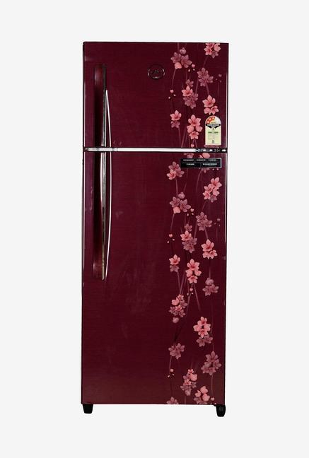 Godrej RT EON 261 P 3.4 261 L 3S Refrigerator(Ruby Petals)