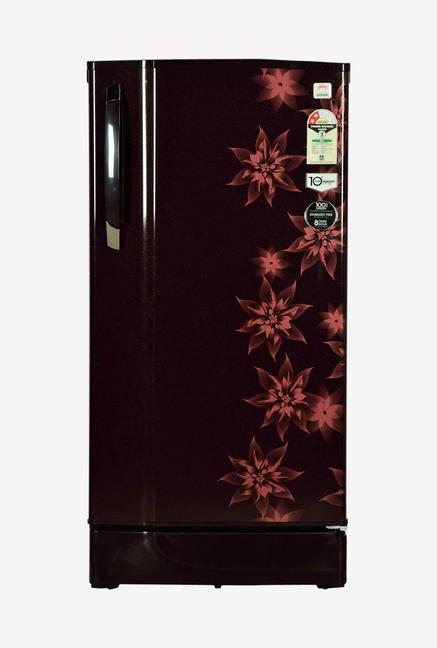 Godrej RD EDGE 185 CT 2.2 2S 185L Refrigerator (Berry Bloom)