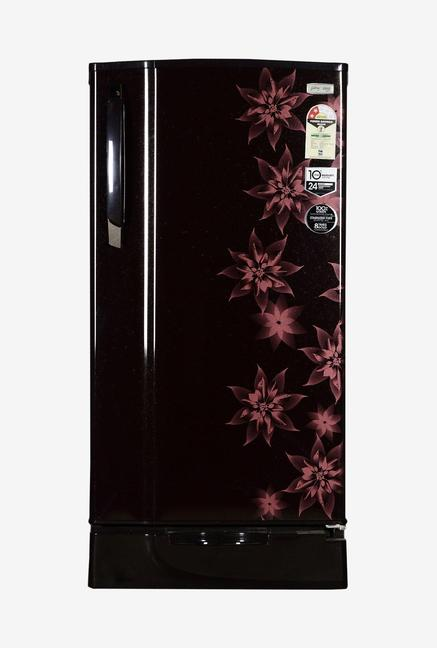 Godrej RD EDGESX 185 PDS 2.2 2S 185L Refrigerator (Maroon)