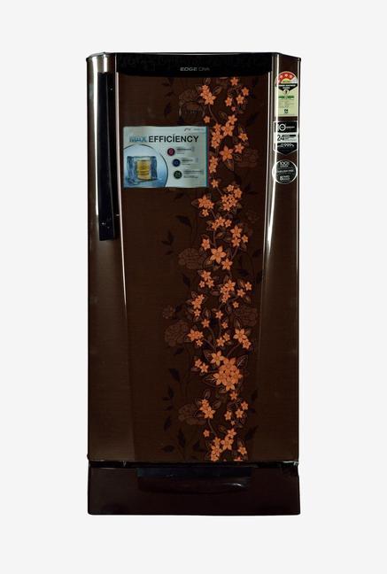 Godrej RD EDGE DIVA 192 PDS 4.2 4S 192L Refrigerator (Brown)