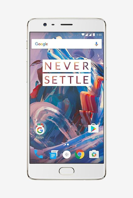 OnePlus 3 64 GB (Soft Gold) 6 GB RAM, Dual SIM 4G