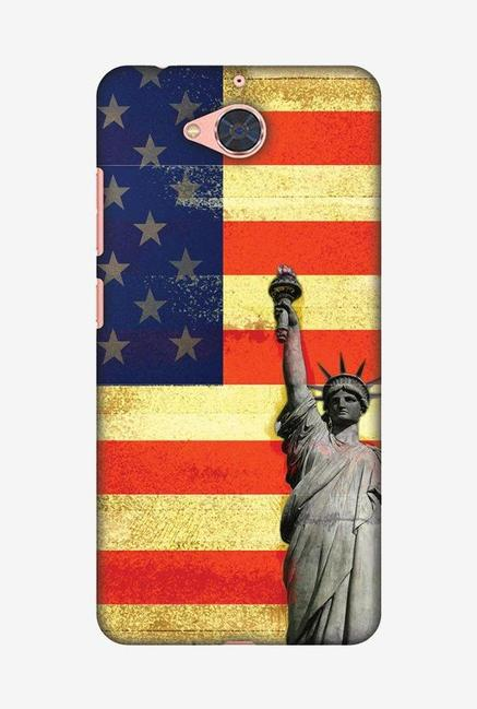 Buy Amzer Rustic Liberty US Flag Designer Case for Gionee S6 Pro