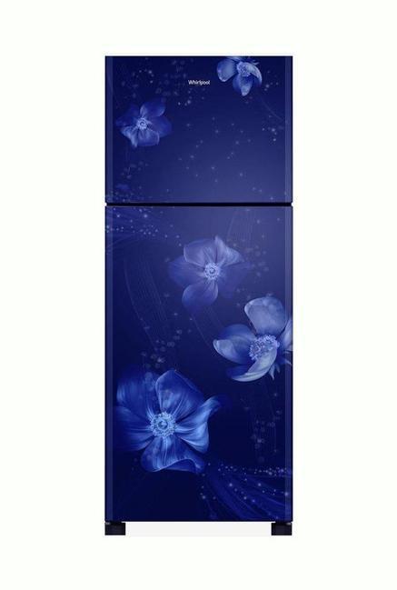 Whirlpool NEO SP258 ROY 3S 245L FF Refrigerator (Blue)