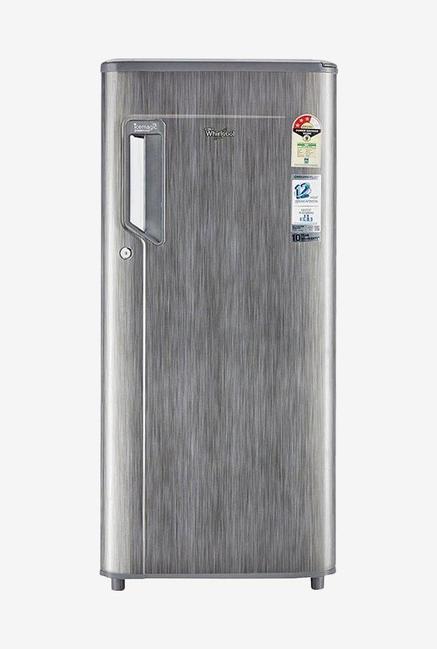 Whirlpool 215 IMPWCOOL PRM 200L 3S Refrigerator (Grey)