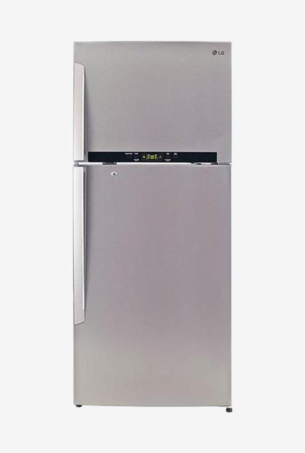 LG GL-T522GNSX 470 L Double Door Refrigerator (Noble Steel)