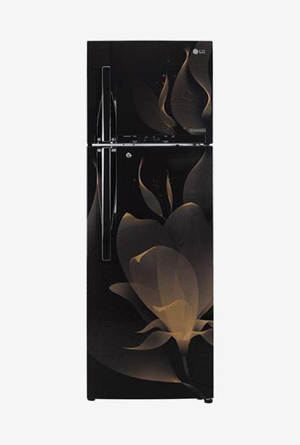 LG GL-T372ETMX 335 L Double Door Refrigerator Twilight Magic