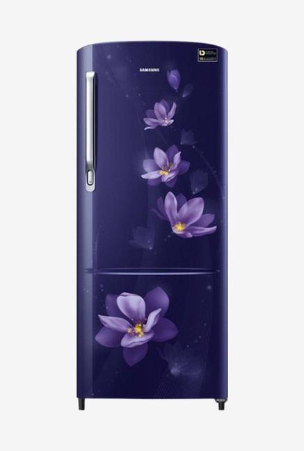Samsung RR20M272YU7/NL 192 L 4S Refrigerator (Magnolia Blue)