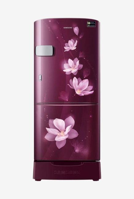 Samsung RR20M2Z2XR7/NL 192 L 5S Refrigerator (Magnolia Plum)