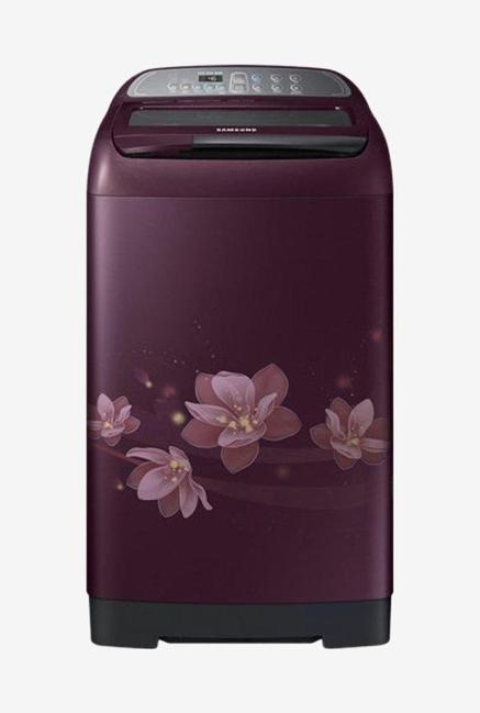 Samsung 7.5Kg Top Load Fully Automatic Washing Machine Maroon (WA75M4020HP/TL, Maroon)