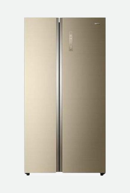 Haier HRF-618GG 565 L Side by Side Refrigerator (Gold)
