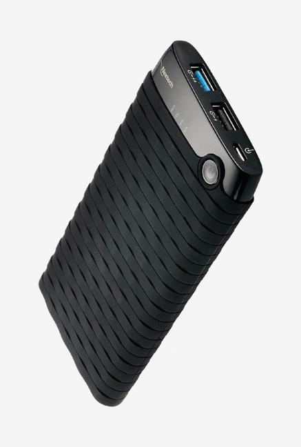 Nextech Express NPC1260 12000 mAh Power Bank  Black