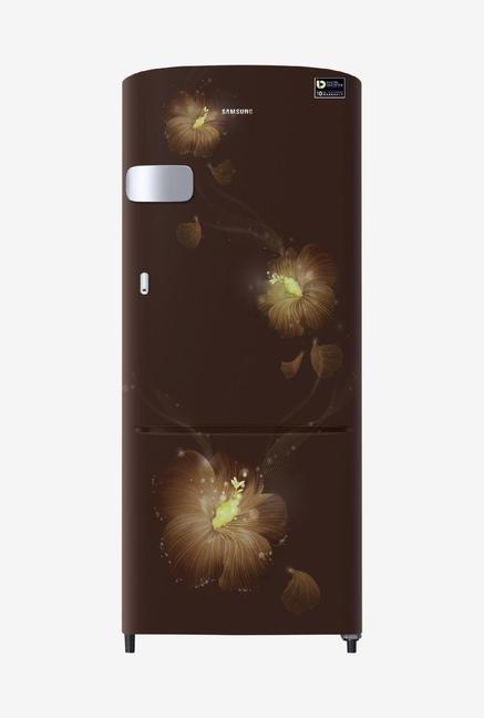 Samsung RR20M1Y2YD3/HL 182L 4S Refrigerator (Brown)