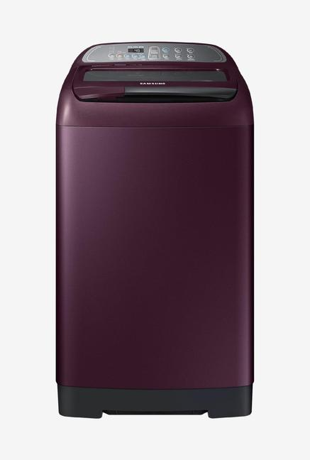Samsung 7Kg Top Load Fully Automatic Washing Machine Maroon (WA70M4000HP/TL, Maroon)
