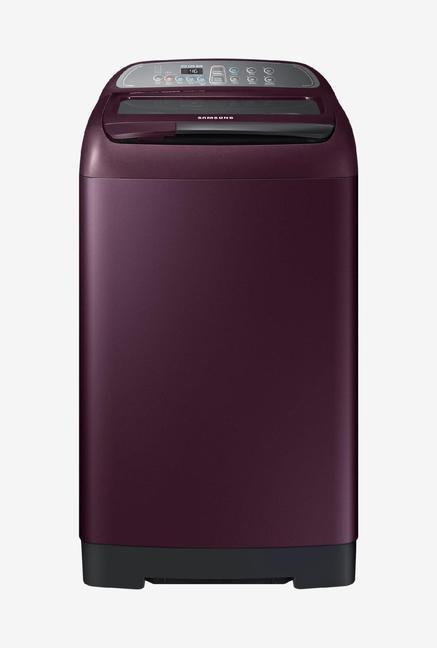 Samsung 7.5 Kg Fully Automatic Top Load Washing Machine  WA75M4000HP/TL, Purple