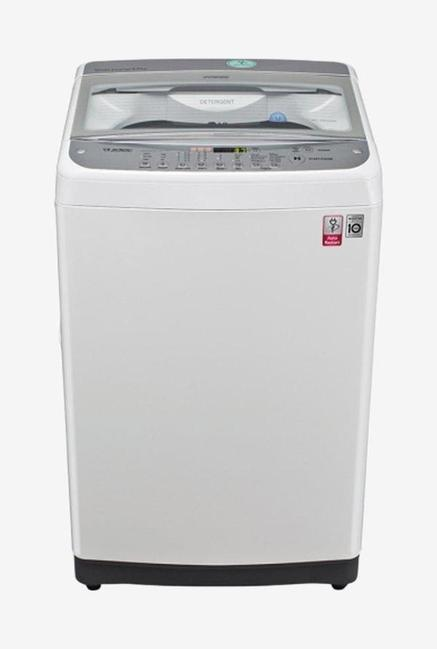 LG T7577NEDLZ 6.5 Kg Fully Automatic Top Load Washing Machine (White)