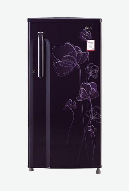 LG GL-B191KPHV 2S 188L Refrigerator (Purple Heart)
